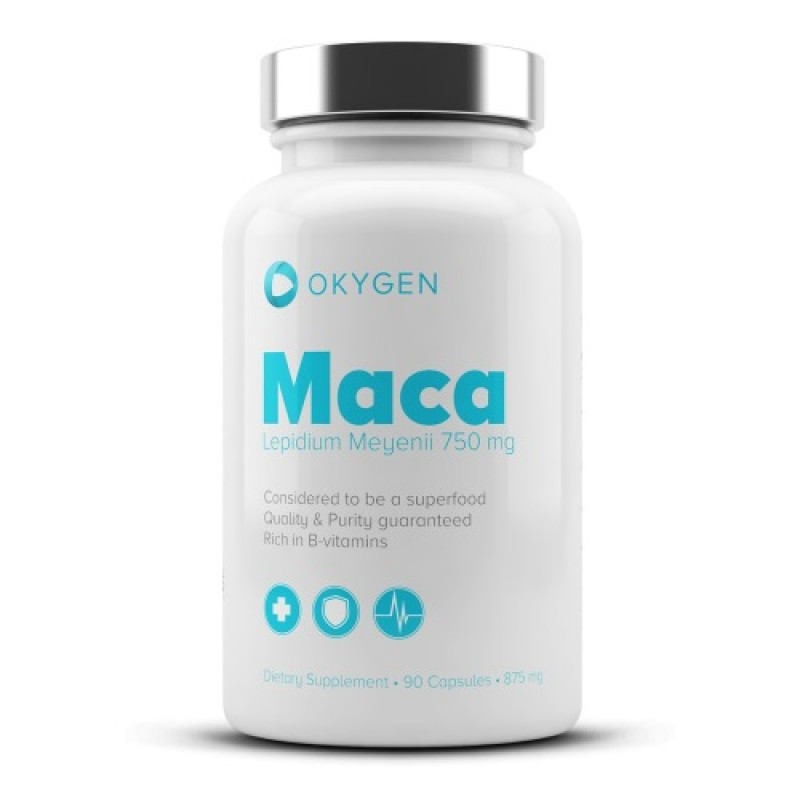 Maca Root Capsules 90 Tablets